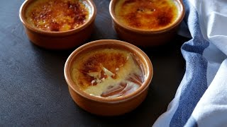 Crème Brûlée (with and without a blowtorch)