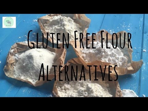 Gluten Free Flour Alternatives I  Marvellous Marples