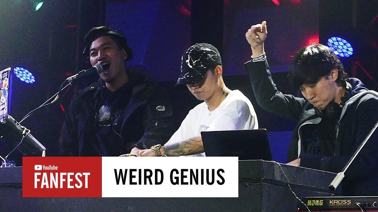 Download Weird Genius @ YouTube FanFest Indonesia 2017 MP3 Gratis