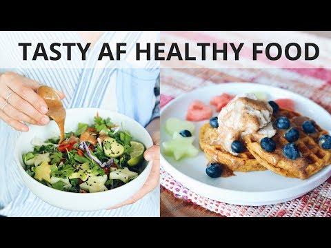 HEALTHY VEGAN RECIPES THAT TASTE AMAZING