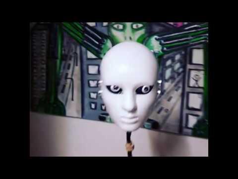Humanoid Robot Head