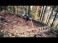 TRAILBUILDING & TESTRIDE - We build the third berm!! | Luis Gerstner