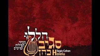 מזמור לתודה - סגיב כהן