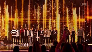 The X Factor UK 2017 Results Live Shows Round 3 Winners Full Clip S14E21