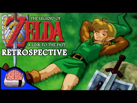 A Link to the Past Review and Retrospective SNES The Legend of Zelda