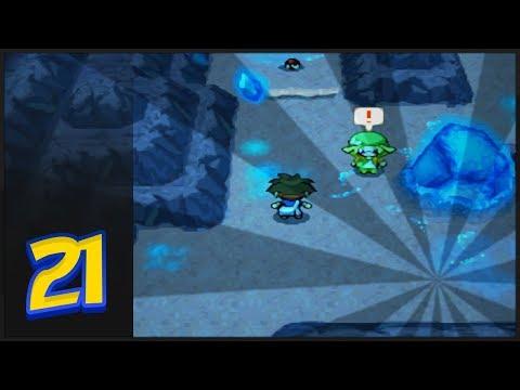 Pokémon Black 2 & White 2 Gameplay Walkthrough - Chargestone Cave & New Evolution's!