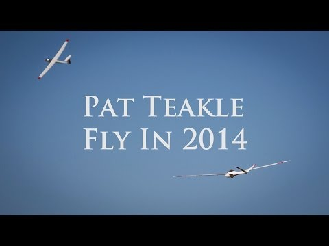 2014 'Teakle Fly In' at Selsley Common, UK