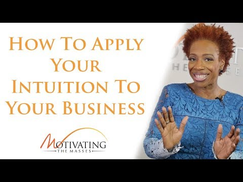 Lisa Nichols - How To Apply Your Intuition To Your Business