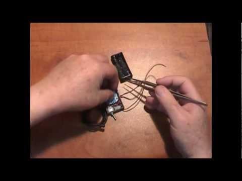 How to fix a CHEAP UHF Bug, Spy, listening device FM
