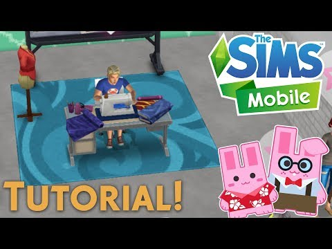 The Sims Mobile | How to Change Careers | Tutorial!