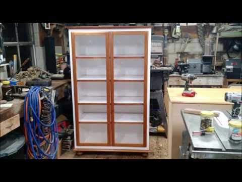 how to .. display cabinet