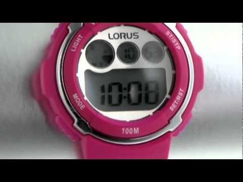 Lorus R2377DX9 Ladies Watch