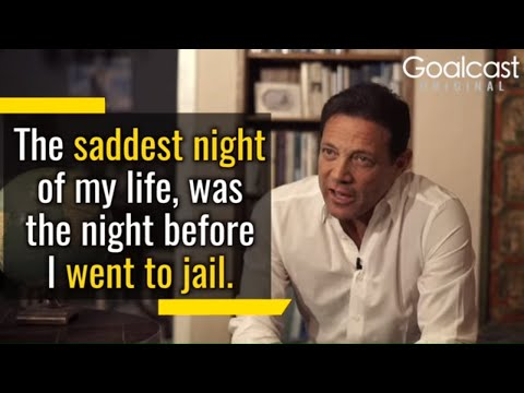 How to Motivate Yourself Out of Rock Bottom | Jordan Belfort | Goalcast