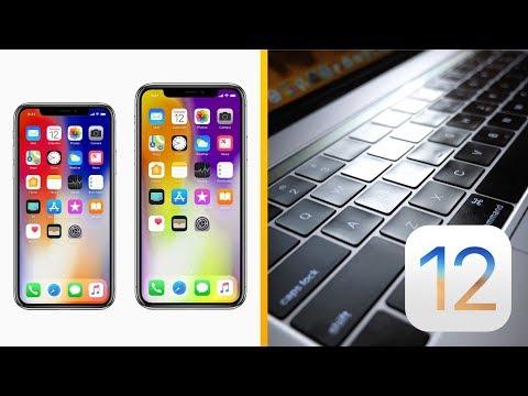 New 2018 iPhone X Rumors, iOS 12 Feature & MacBook Keyboard Issues!