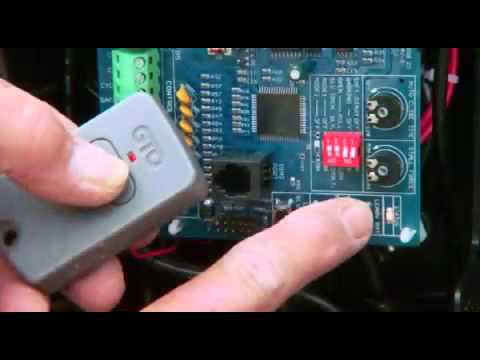 Section 12: Setting Your Personal Transmitter Code