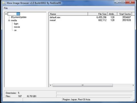 Tutorial How To Extract An Xbox 360 Game Iso For RGH & Jtag