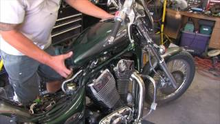 HOW TO: Carburetor Synchronization On Suzuki VS800 Intruder - PakVim