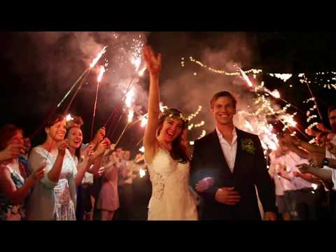 Forest Lakeside Wedding // Steven & Olivia