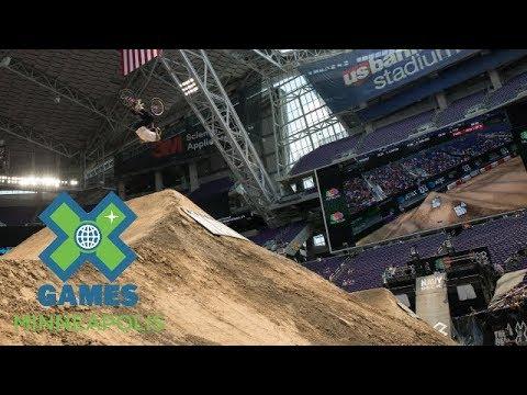FULL BROADCAST: Fruit of the Loom BMX Dirt Final | X Games Minneapolis 2017