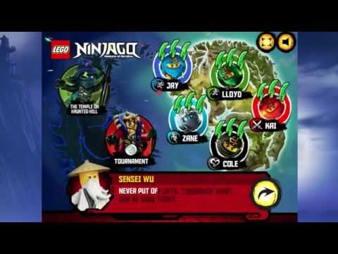 LEGO Ninjago Rush   Tournament