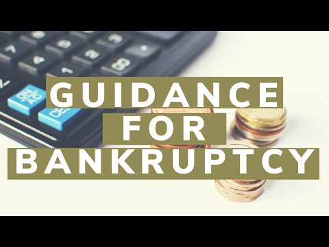 Guidance for Bankruptcy Presentation - South Carolina Legal Services