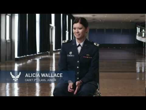 Air Force Academy — Not All Work And No Fun