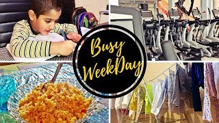 Weekday Vlog/Neer dosa, Egg roast, Veg Curried rice, Chapathi snack, Kappa Beef, Chicken Pasta