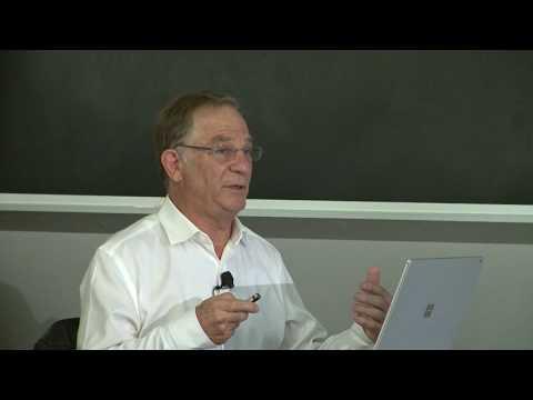 C.C. Mei Distinguished Speaker Series: Professor Jacob Israelachvili