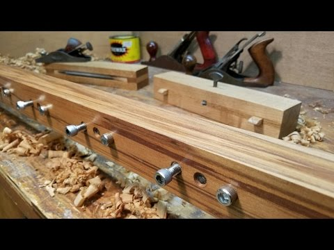 Making a Bamboo Rod Planing Form (Wood DIY Project)
