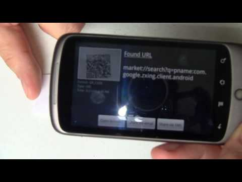 Using QR Codes to Simplify Data Input on your Android