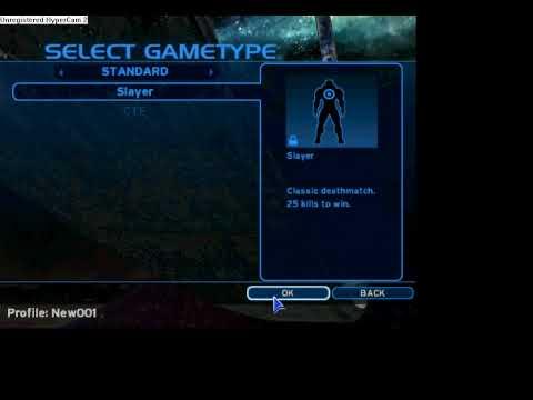 Halo trial problem server