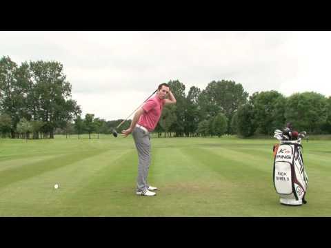 Perfect Golf Posture | Rick Shiels PGA Golf Coach