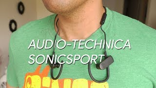 Audio-Technica ATH-Sport70BT SonicSport hands-on: pricey versus the competition