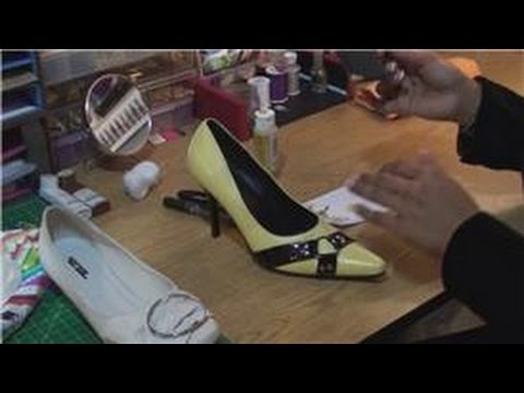 Shoe Tips : How Do I Color Leather Shoes?