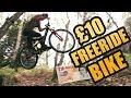 THE £10 MTB FREERIDE BIKE