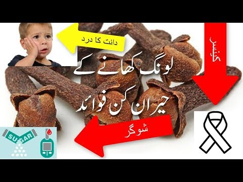 Clove Benefits and Side Effects لونگ کھانے کے فوائد Laung Ke Fayde Aur Nuksan | Spices Benefits