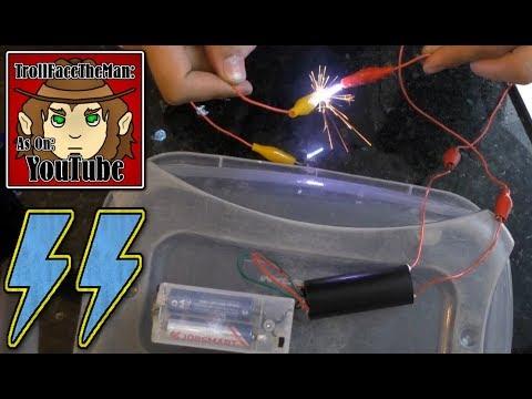 Crazy $1.68 Ebay Stun Gun Circuit