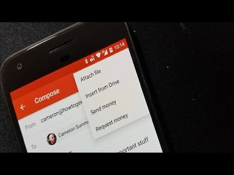 How to Add Attachments in Gmail for Android