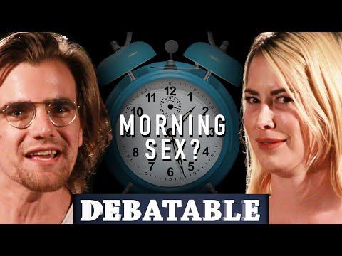 Xxx Mp4 Morning Sex Vs Night Sex • Debatable 3gp Sex