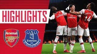 HIGHLIGHTS   Arsenal 3-2 Everton   Premier League   Feb 23, 2020