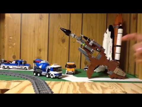 Update/Lego (Mark 3 Ray gun)