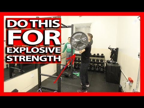 EXPLOSIVE LEG WORKOUT: HOW TO INCREASE YOUR VERTICAL JUMP (Exercise Explanations)