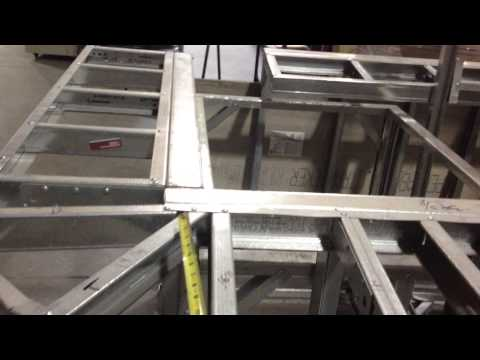 BBQ Island G4000 frame kit