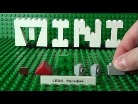 Mini Series: How To Build A Mini Lego House