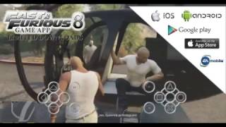 FAST AND FURIOUS 8 APP GAME FREE