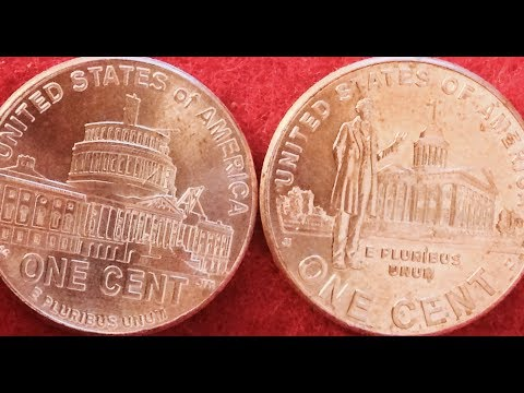 Complete Set Of 2009 Lincoln Commemorative Pennies