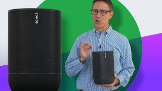 Sonos Move: First look at Sonos' first portable speaker
