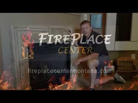 How to Remove and Clean your Fireplace Glass