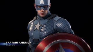 Marvel's Avengers | Captain America's Secret Empire Outfit Reveal
