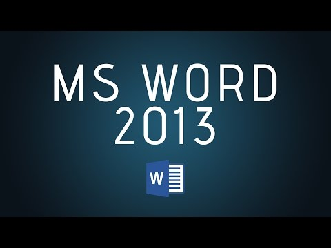 Ms Word | MCQ Making | Tutorial